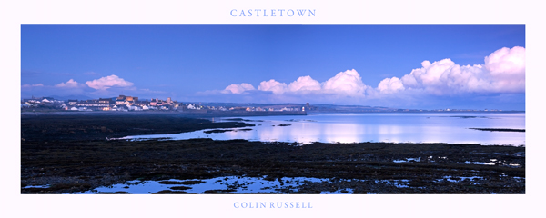 Castletown Panoramic - Isle of Man Seascapes/Coastal