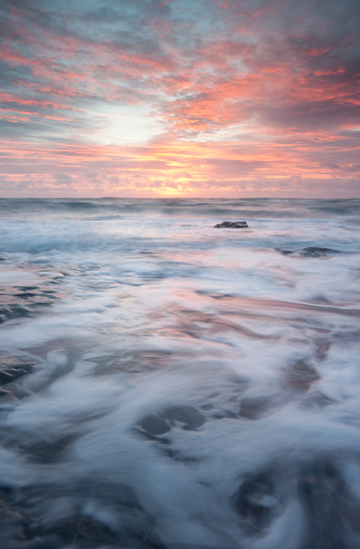 In the mix - Isle of Man Seascapes/Coastal