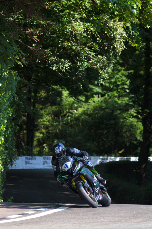 Out of the Shadows - Isle of Man TT