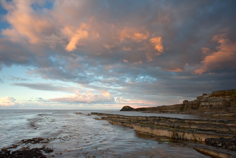 Scarlett Sky - Isle of Man Seascapes/Coastal