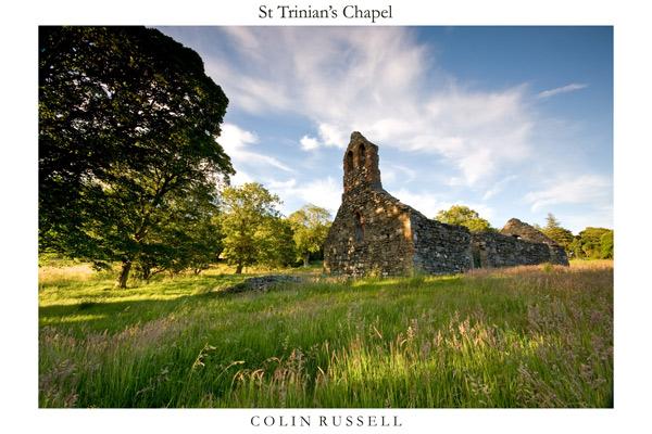 St Trinian's Chapel - National Landmarks