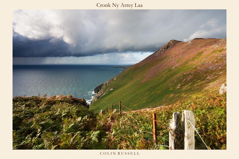 Cronk Ny Arrey Laa - Isle of Man Landscapes