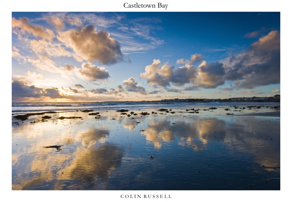Castletown Bay - Isle of Man Seascapes/Coastal