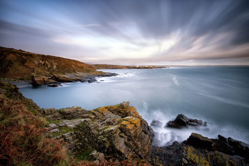 Back in Time - Isle of Man Seascapes/Coastal