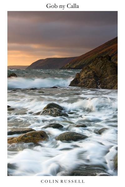 Gob ny Calla - Isle of Man Seascapes/Coastal