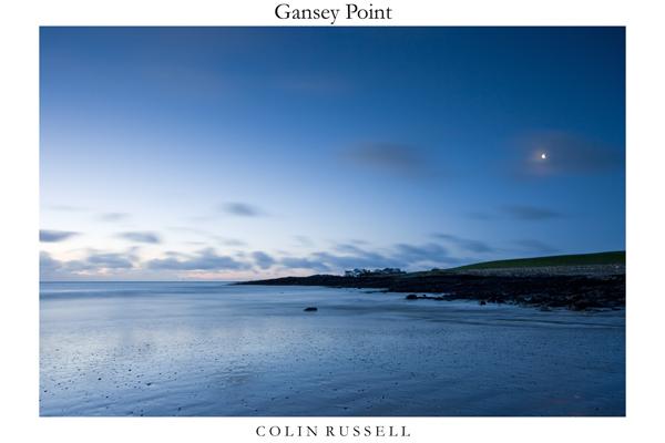 Gansey Point - Isle of Man Seascapes/Coastal