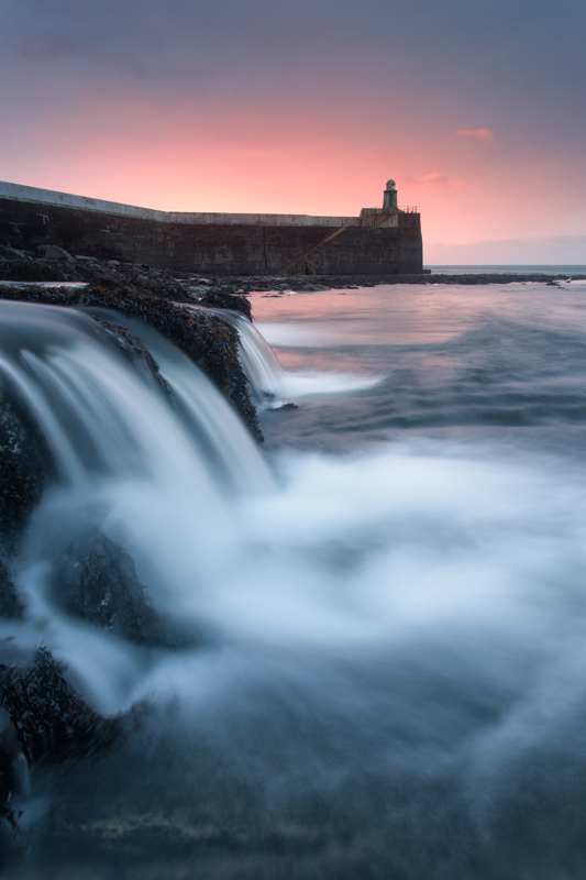 Harbour Light - Isle of Man Seascapes/Coastal