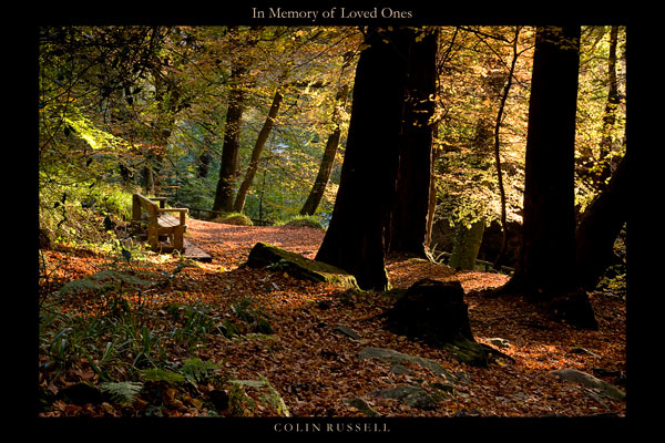 In Memory of Loved Ones - Manx National Glens