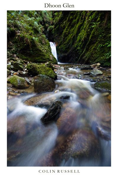 Dhoon Glen III - Manx National Glens
