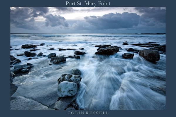 Port St Mary Point 2 - Isle of Man Seascapes/Coastal