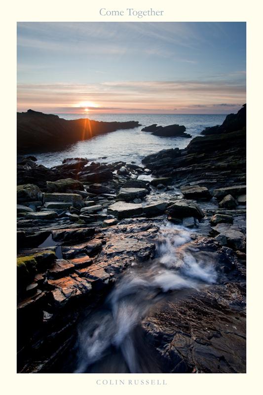 Come Together - Isle of Man Seascapes/Coastal
