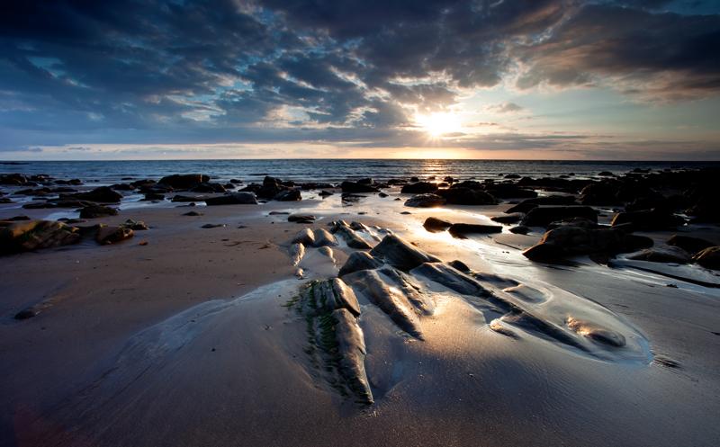 Maye Evening - Isle of Man Seascapes/Coastal