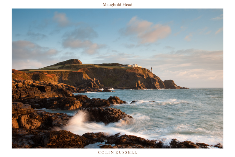 Maughold Head - Isle of Man Seascapes/Coastal