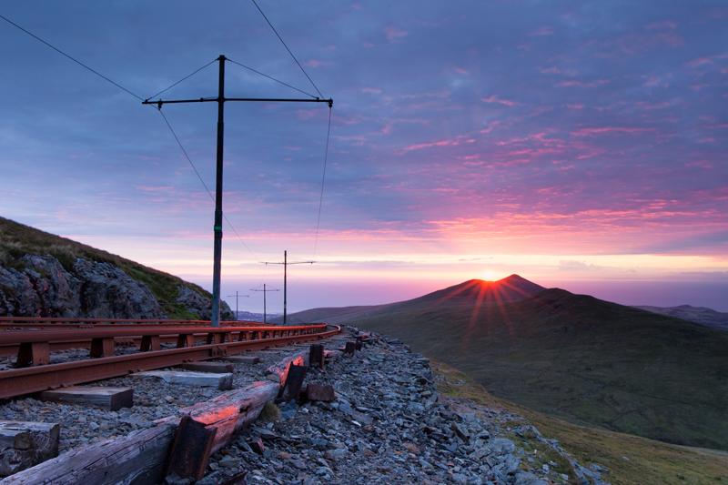 Sunshine Sleepers - Isle of Man Landscapes