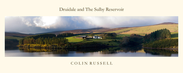 Druidale and The Sulby Reservoir - Isle of Man Landscapes