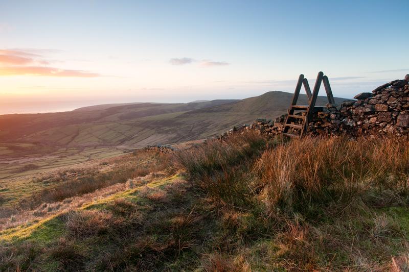 Sunday Morning Style - Isle of Man Landscapes
