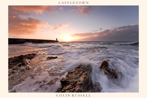 Castletown Sunrise - Isle of Man Seascapes/Coastal