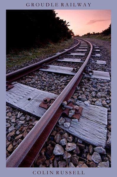 Groudle Railway - Isle of Man Landscapes