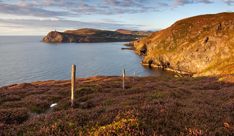 Bay Fine to Bradda - Isle of Man Seascapes/Coastal