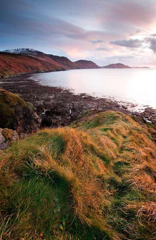Niarbyl Bay - Isle of Man Seascapes/Coastal