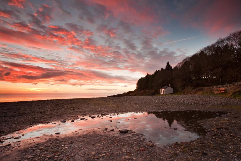 Eternal Sunrise - Isle of Man Seascapes/Coastal