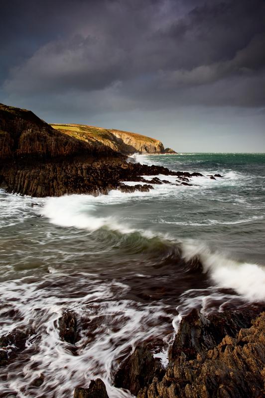 Katia Waves - Isle of Man Seascapes/Coastal