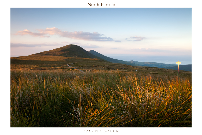 North Barrule - Isle of Man Landscapes