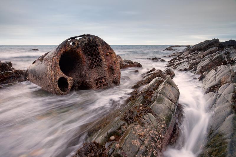 The Manx Maid - Isle of Man Seascapes/Coastal