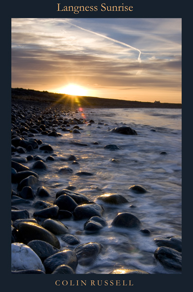 Langness Sunrise - Isle of Man Seascapes/Coastal