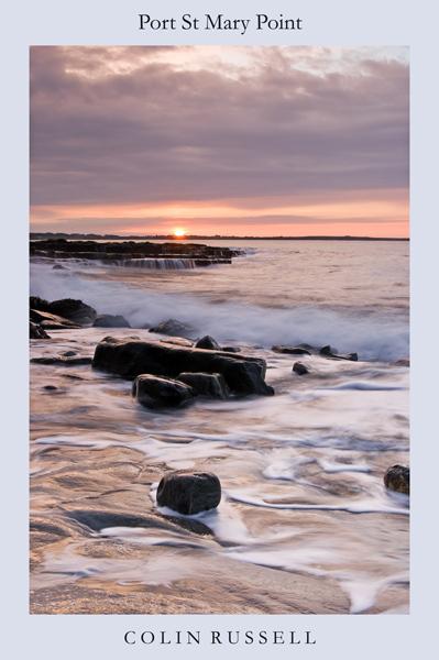 Port St Mary Point - Isle of Man Seascapes/Coastal