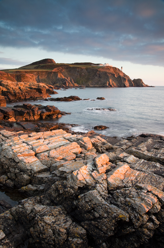 First Light at Maughold Head - Isle of Man Seascapes/Coastal