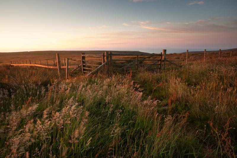 Golden Gates - Isle of Man Landscapes