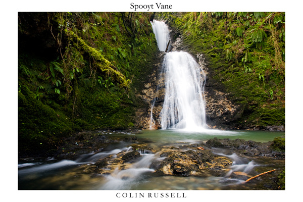 Spooyt Vane - Manx National Glens