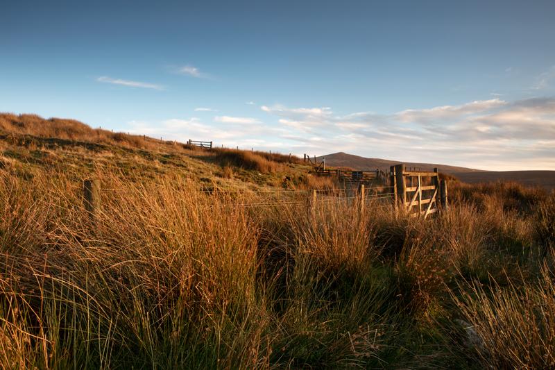 The Three Gates - Isle of Man Landscapes