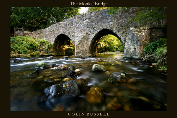 The Monks' Bridge - National Landmarks