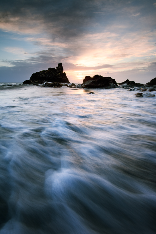 Through The Gap - Isle of Man Seascapes/Coastal