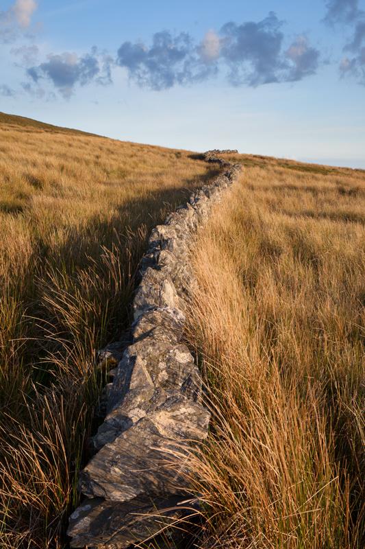 The Snake's Back - Isle of Man Landscapes