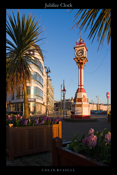 Jubilee Clock - National Landmarks