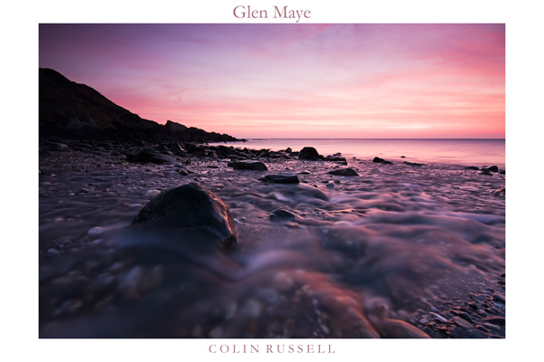 Glen Maye - Isle of Man Seascapes/Coastal