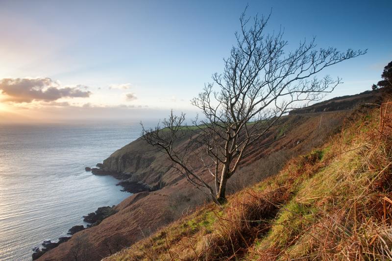 Living on the Edge - Isle of Man Seascapes/Coastal