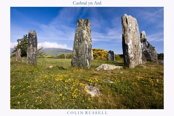 Cashtal yn Ard - National Landmarks