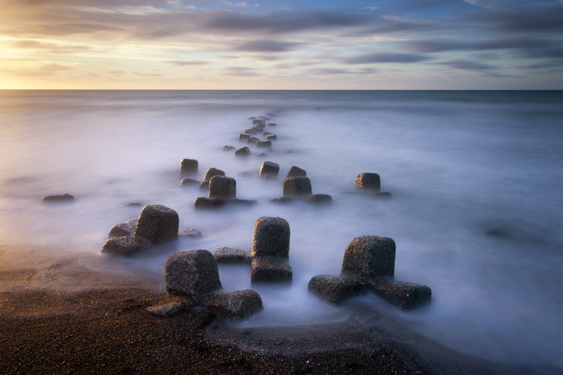 Out of the deep - Isle of Man Seascapes/Coastal