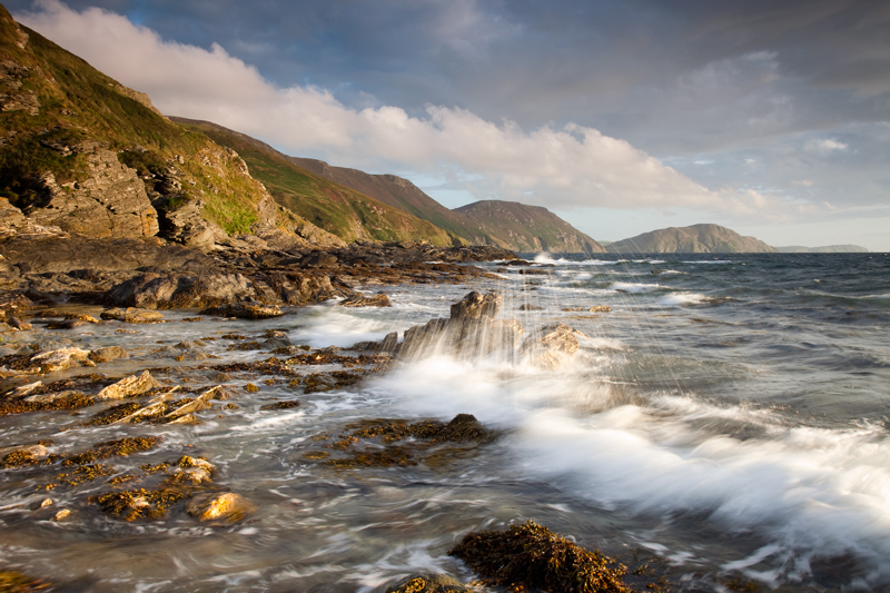 Niarbyl Bay II - Isle of Man Seascapes/Coastal