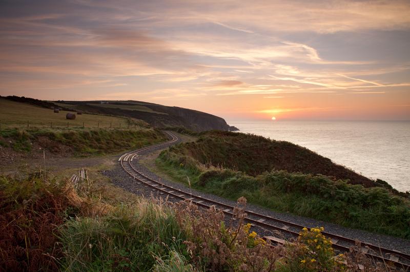 The 6:40 Special - Isle of Man Seascapes/Coastal