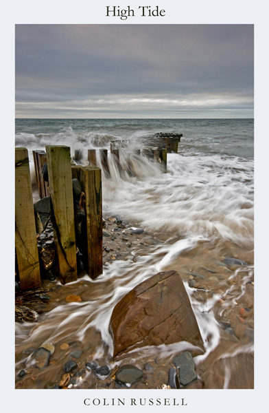 High Tide - Isle of Man Seascapes/Coastal