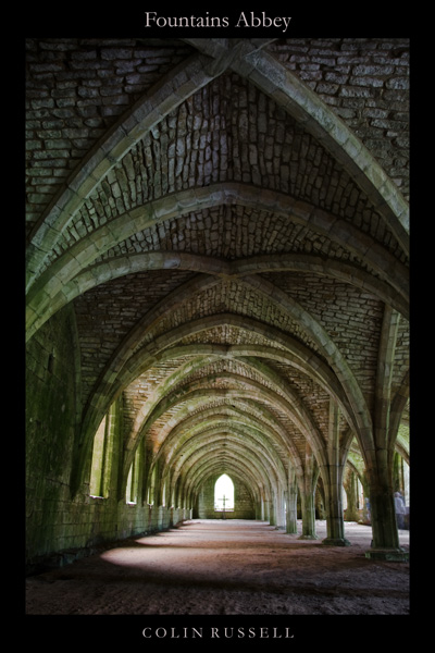 Fountains Abbey 2 - Other Work