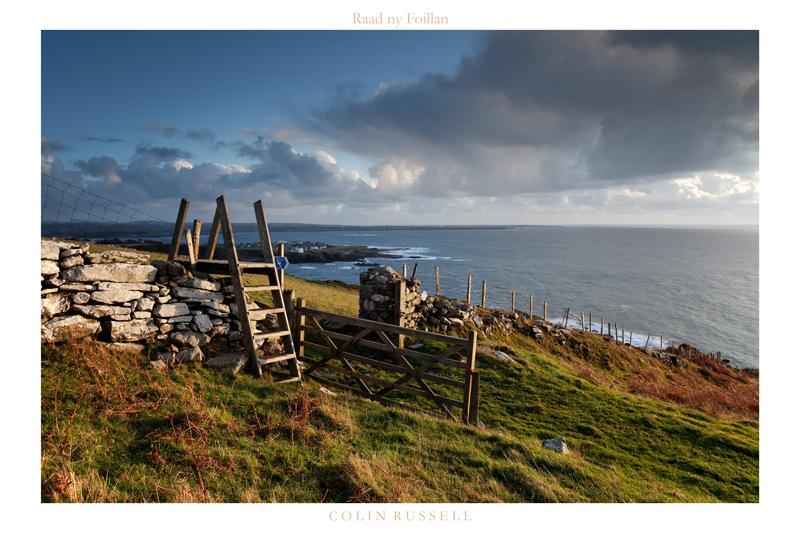 Road of the Gull - Isle of Man Seascapes/Coastal