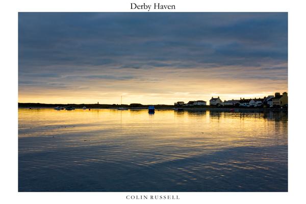 Golden Light - Isle of Man Seascapes/Coastal