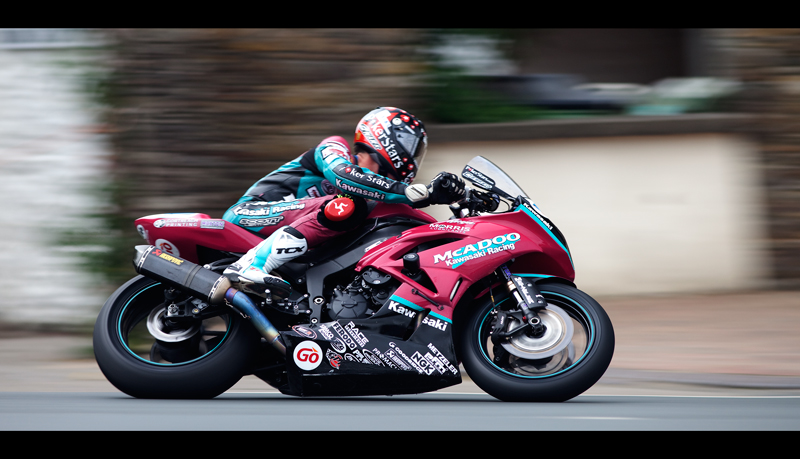Two Metre Man - Isle of Man TT