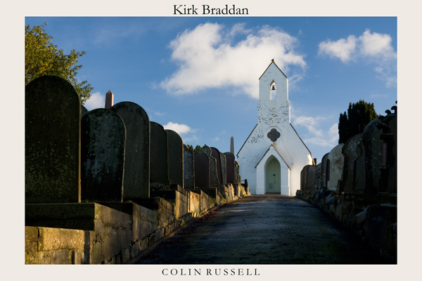 Kirk Braddan Chapel - National Landmarks